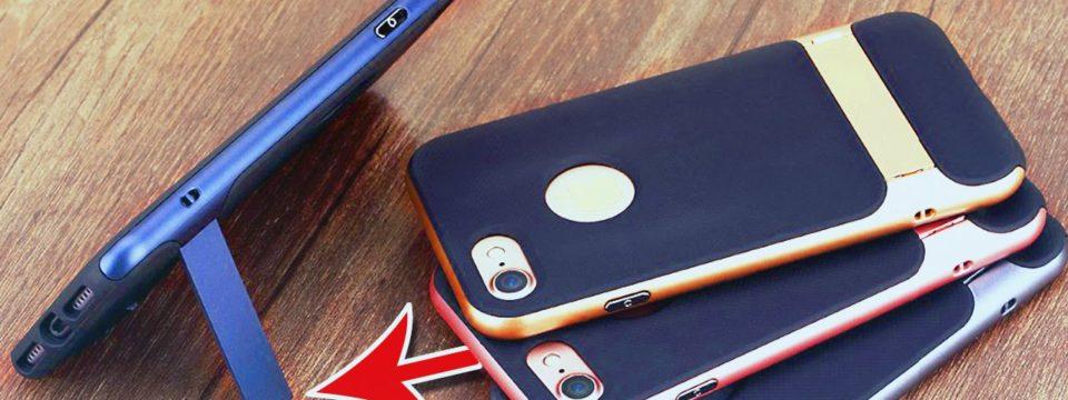 Какие сейчас встречаются чехлы для iPhone 7?