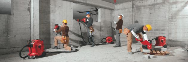 Особенности и преимущества алмазной резки бетона в строительстве
